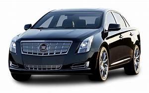 Cadillac XTS Black Car PNG Image - PngPix