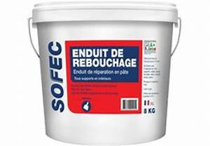 Enduit Garnissant Tout Pret : enduit manuel p te pr t l 39 emploi lissage rebouchage sofec ~ Premium-room.com Idées de Décoration