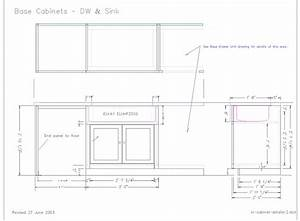 Kitchen Base Cabinets Plans