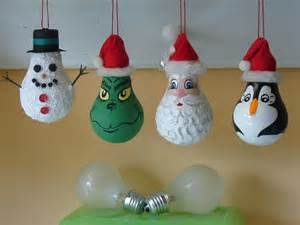 25 best ideas about lightbulb ornaments on