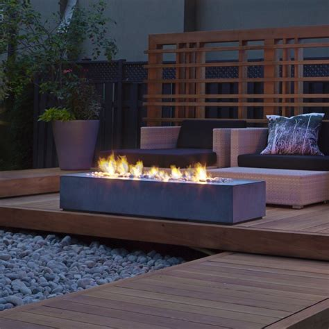 ethanol pit outdoor outdoor fire pit ethanol outdoor furniture design and ideas
