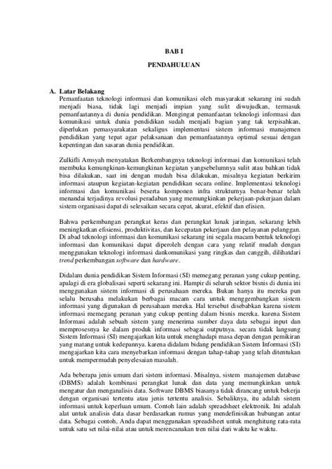 SIM, Yolanda Putri Pratiwi, Hapzi Ali, Implementasi Sistem