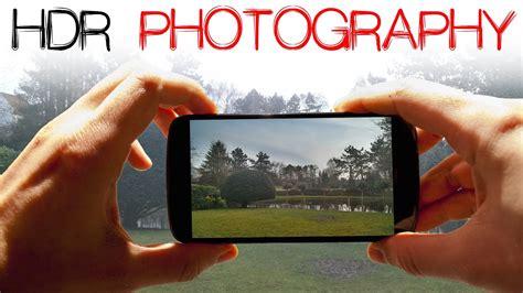 tips memotret foto hdr  smartphone
