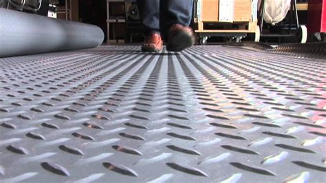 Garage Flooring Rolls by Better Technologies Rollout Garage Flooring