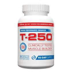 T-250 Testosterone Booster