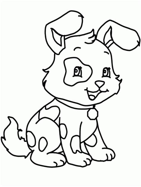 biscuit  dog coloring pages printable kids colouring