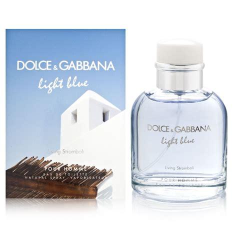 dolce gabbana light blue mens light blue living stromboli by dolce gabbana for