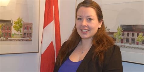 Merrickville-wolford Welcomes New Deputy Clerk To Their