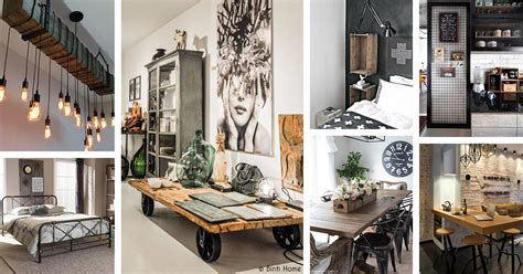 industrial home decor ideas  designs