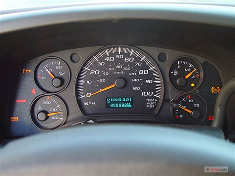 hayes auto repair manual 2003 gmc savana 2500 security system image 2003 gmc savana cargo van 2500 135 quot wb rwd instrument cluster size 640 x 480 type gif