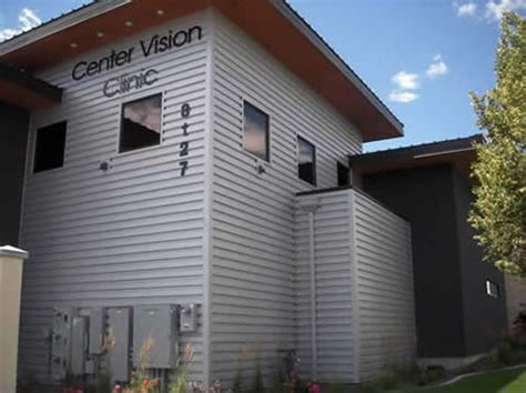Center Vision Clinic