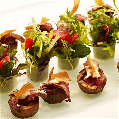 canape filling ideas best canapés recipes recipes