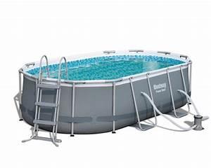 Piscine Ovale Hors Sol : piscine hors sol rectangulaire une piscine extra large ~ Dailycaller-alerts.com Idées de Décoration