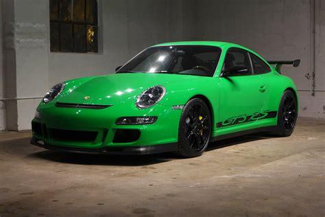 Porsche Gt3 Rs Green by Signal Green Porsche Gt3 Rs Cars For Sale Blograre