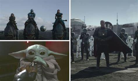 Mandalorian season 2 trailer: When will The Mandalorian ...
