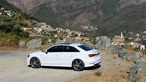 Audi A3 5 Portes : audi a3 berline notre essai nos photos et les tarifs ~ Gottalentnigeria.com Avis de Voitures