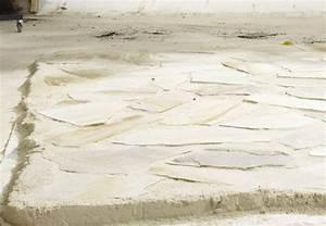 Polygonalplatten Auf Beton Verlegen : terrassenplatten aus beton und naturstein obi ratgeber ~ Lizthompson.info Haus und Dekorationen