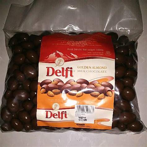 promo delfi almond  delfi mede kg shopee indonesia