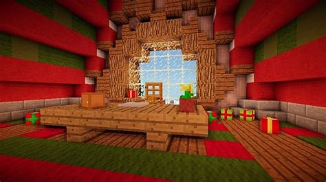 santas workshop christmas special minecraft building