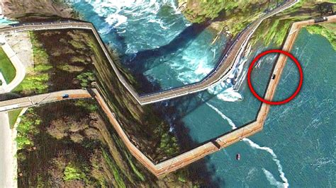 Top 5 Most Dangerous Roads In The World ( Scariest Roads
