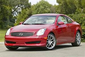 2003-2007 Infiniti G35 Coupe - Used Car Review