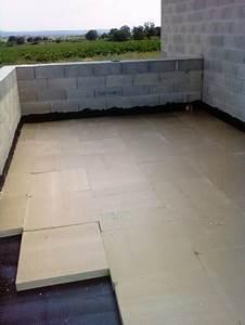 étanchéité Terrasse Carrelée : carrelage toit terrasse rev tements modernes du toit ~ Premium-room.com Idées de Décoration