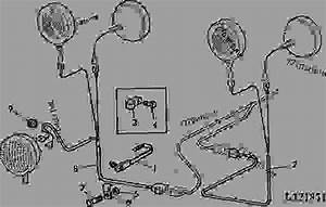 Wiring Harness  With Row Crop Fenders  For Tractor Serial