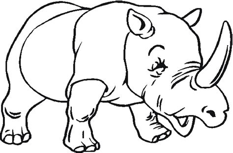 Coloring Pages Zoo Animals Printable Coloring Pages 344