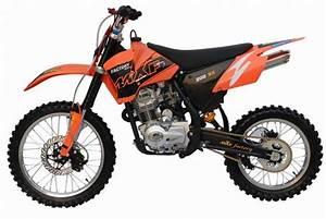 200cc Ravager Dirt Bike