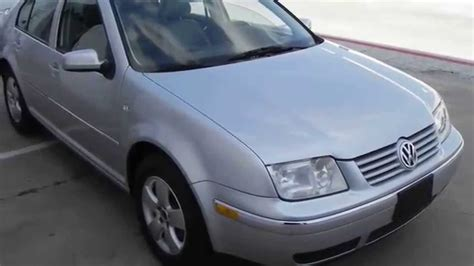 2005 Volkswagen Jetta Gls Tdi For Sale-walk Around