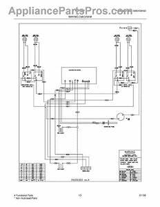 Parts For Frigidaire Fef326fsa  Wiring Diagram Parts