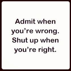 Admitting Youre Wrong Quotes