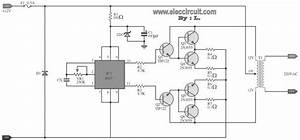 300w Inverter Circuit Diagram