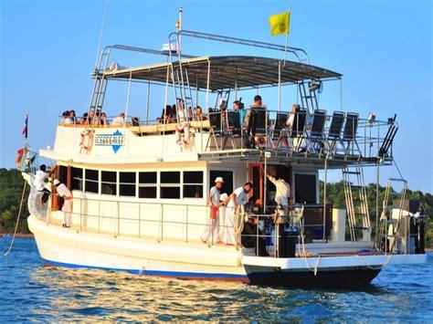 Party Boat Ta by Pattaya Yacht Charters Party Boats Ice Breaker