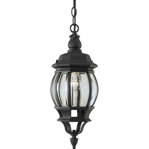home depot outdoor hanging lights filament design burton 1 light black outdoor incandescent