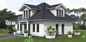 Haus Mit Gaube : villa 146 m amex hausbau gmbh ~ Watch28wear.com Haus und Dekorationen