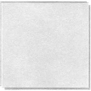 shop armstrong homestyle 20 pack white smooth surface mount acoustic ceiling tiles