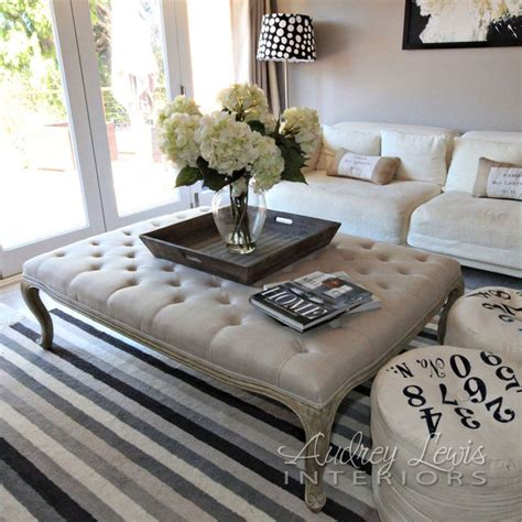 Large Ottoman Coffee Table by Style Ottoman Large Fabulous Coffee Table