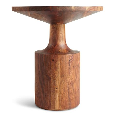 how tall are end tables turn tall side table tall round side table blu dot