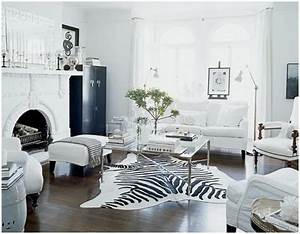 8 Modern Black and White Living Room Designs