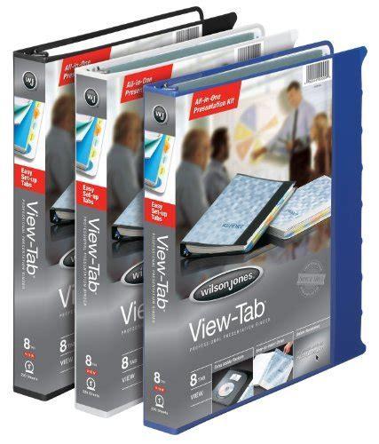 wilson jones templates wilson jones view tab presentation binder 1 quot capacity 8 5 quot x 11 quot sheet size assorted colors