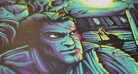 dazzling artworks by dan mumford pixel77
