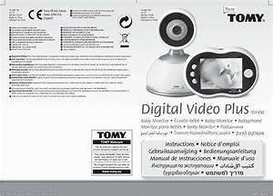 Multimetre Digital Mode D Emploi : mode d 39 emploi tomy digital video plus tdv450 babyphone ~ Dailycaller-alerts.com Idées de Décoration