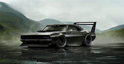 Dodge Charger Khyzyl Saleem Wallpapers Muscle 4k