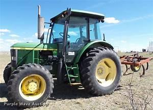 2008 John Deere 6403 Mfwd Tractor
