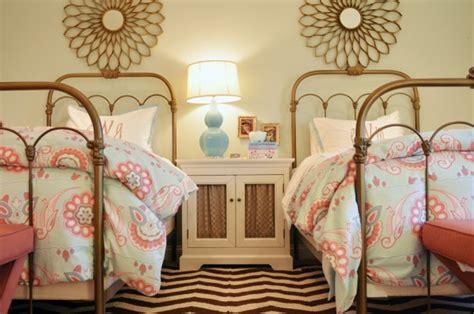 am駭ager une chambre pour 2 filles quelques astuces pour décorer une chambre pour deux filles