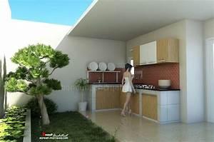 20 Desain Dapur Terbuka Di Halaman Belakang Renovasi