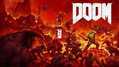 Doom 4k E621 Wallpapers Hell Guy Screen
