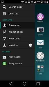 Sony Xperia Z3: Vyzkoušejte si Launcher z nového TOP modelu