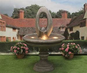 large, edwardian, fountain, with, eye, sculpture